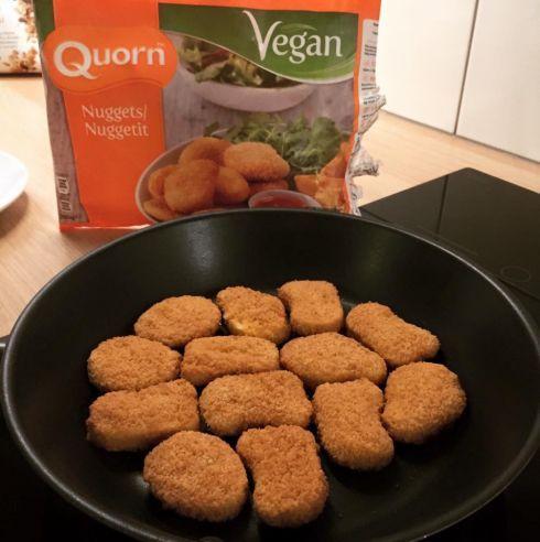 Veganska Quorn