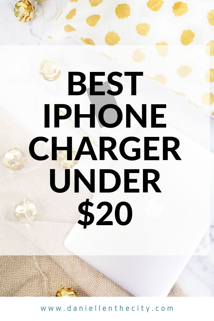 Best portable iPhone charger for under $20 | Iphone ...