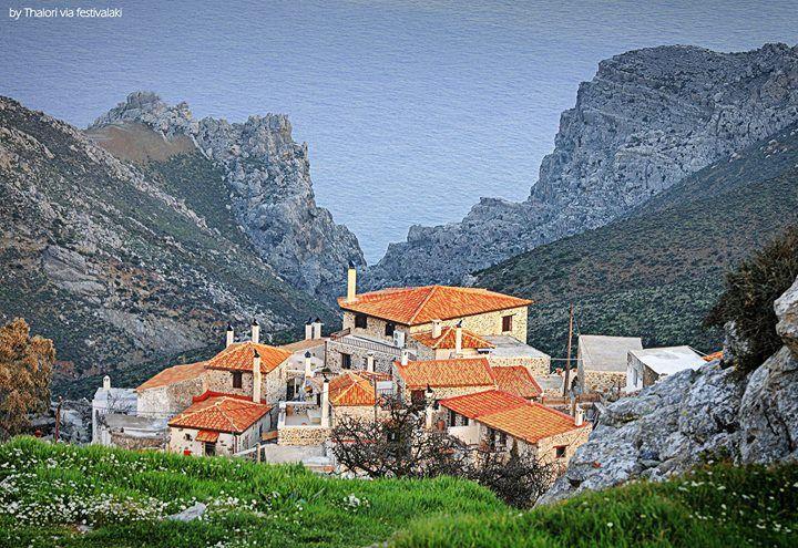 Kapetaniana village, Asterousia mt, South Heraklion