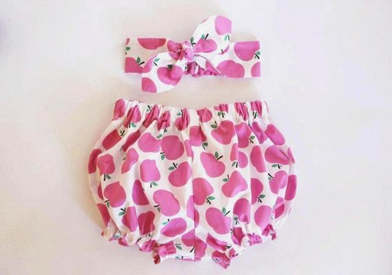 how to make ruffle bloomers for babies