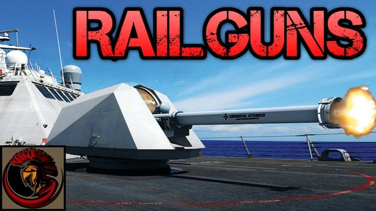 Is The Electromagnetic Railgun Really Worth It?