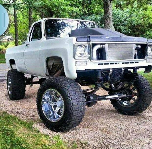 Badass Trucks Pinterest Chevy Girl Quotes And