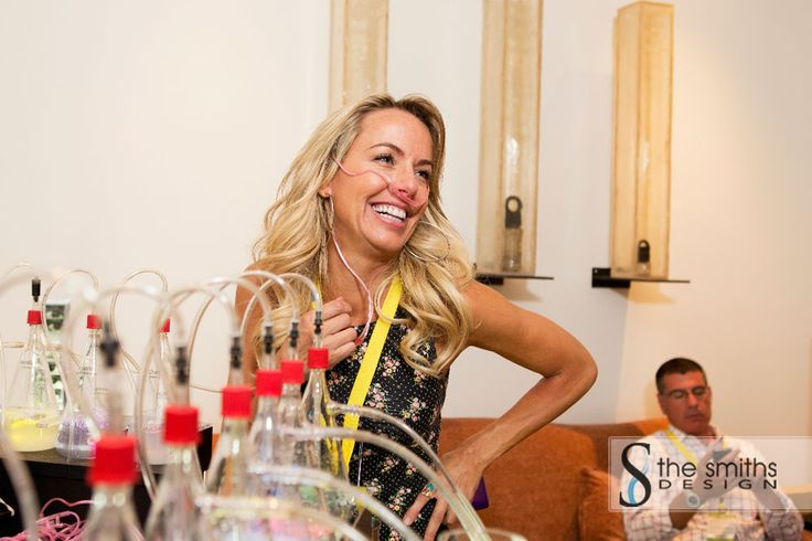 2nd Annual Aspen Oxygen Bar + Spa - Aspen Event Photos