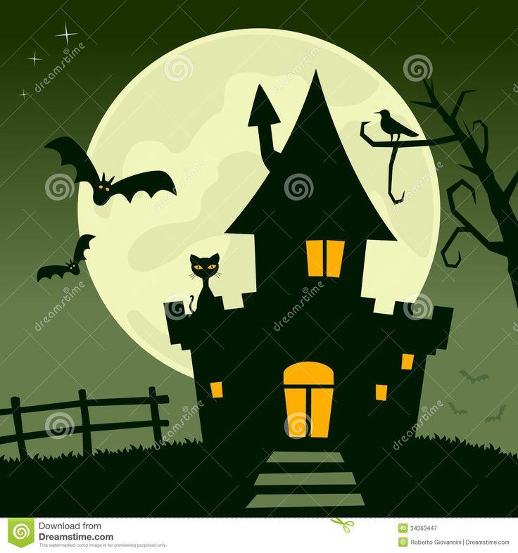 halloween night flight cross stitch