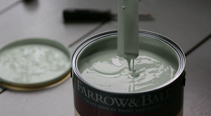Farrow & Ball Modern Emulsion No. 84 Green Blue 2,5 litraa    http://www.sarokas.fi/farrow-ball-modern-emulsion-no-84-green-blue-25-litraa