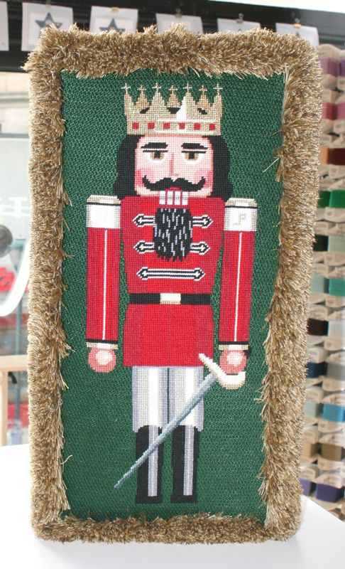 My Son Loves Nutcrackers One Day I Hope I Can Stitch