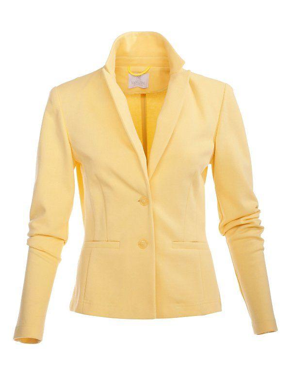 Blazer   Madeleine Fashion