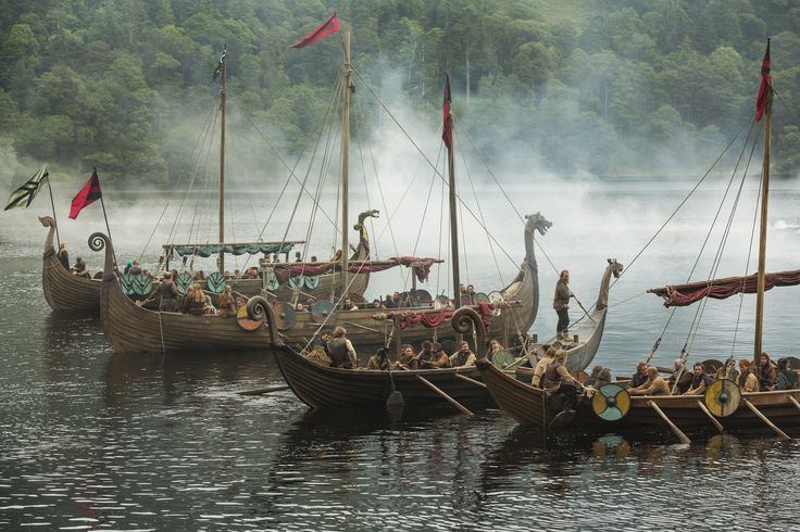 Along with announcing a number of new shows to air on the network, the History channel has renewed their popular drama series, Vikings, for a fourth season. This announcement was made on March 26, ...