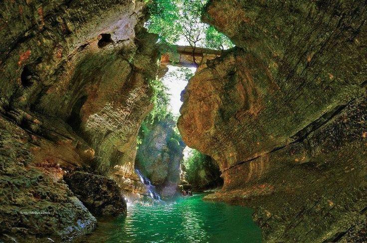 Canyon in Samegrelo | Georgia (Country) | საქართველო