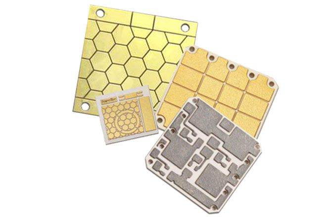 Pcb Characteristics Of Ceramic Pcb It Can Etch Various Graphic Structures Like Pcb Board It Is Non Polluting And Pollu Ceramics Thermal Expansion Pcb Board