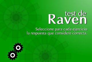 Asómate a mi Mundo Más Allá de las Palabras: Test de Raven