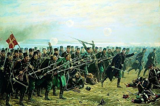Krigen 1864 Nada