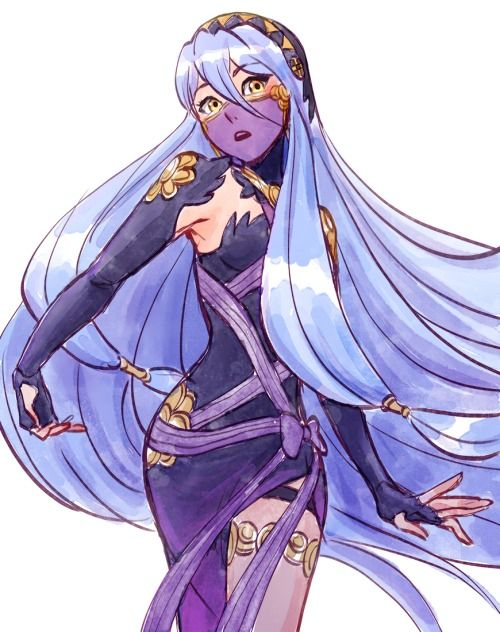 I CAN'T WAIT FOR THE NEW FIRE EMBLEM GAME <333
