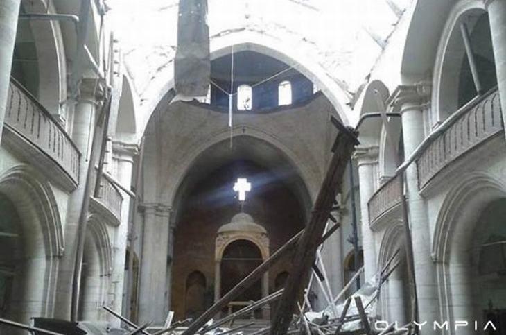 ALEPO - Siria antes y después de la guerra. AHORA