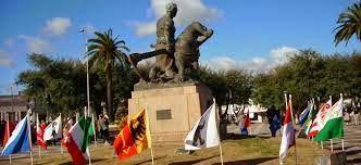 Uruguay reizen: Nueva Helvecia Uruguay met Europese invloeden