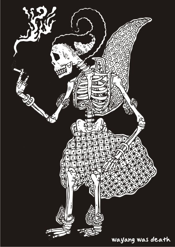 titoyusuf [Ah, this is what happens if you smoke. Maybe they should put it on cigarette packs in Indonesia.]