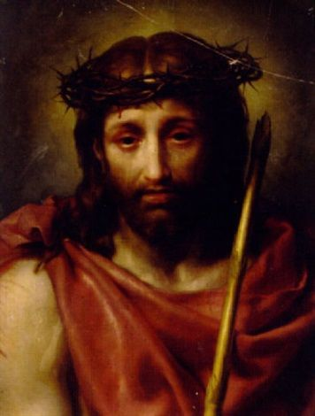 The christ 510 pinterest christ as the man of sorrows by circle of carlo dolci voltagebd Images