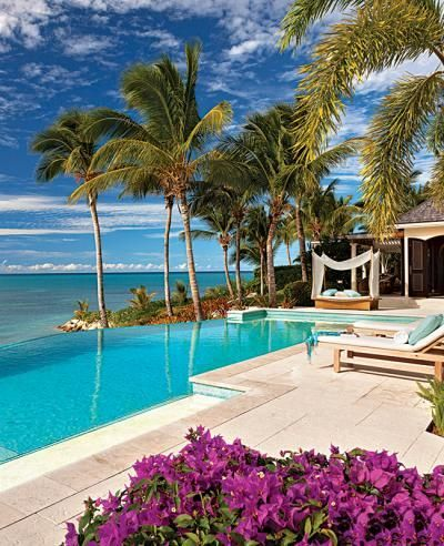 Most Romantic Beach Resorts: Jumby Bay - Antigua  #FreedomJunkies #Resorts #Beach