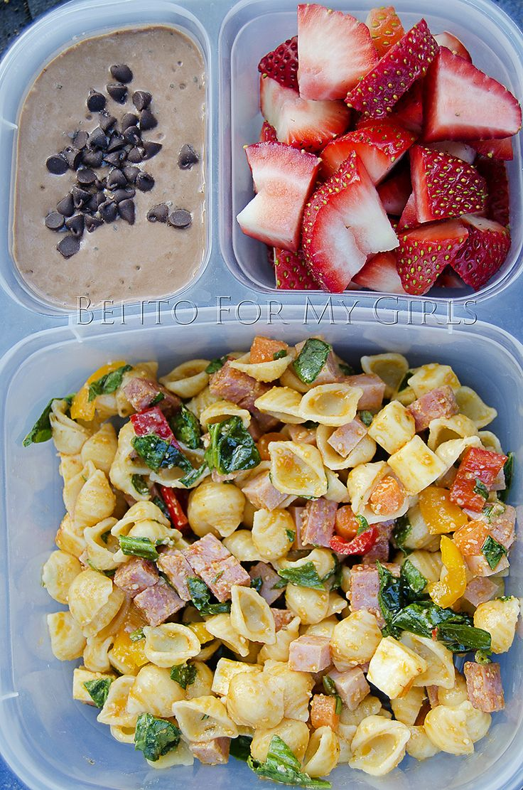 Great healthy lunches for kids, would also work great for adults!