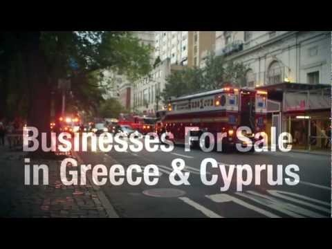 FIND BUSINESS FOR SALE IN GREECE AT: http://HellasBiz.com  Find BUSINESSES FOR SALE IN GREECE http://hellasbiz.com   30 210 66 30 965  and get ALL the Information needed to Buy BUSINESSES FOR SALE IN GREECE.  http://HellasBiz.com is a Website Owned & Operated by EXES Strategy Consulting firm, specializing in bringing Business Sellers and  Buyers tog...