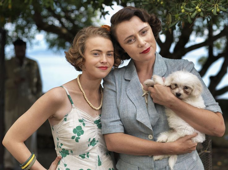 The Durrells - ITV Margo & Louisa Durrell