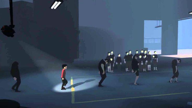 Inside won BAFTA Artistic Achievement Game Design Narrative and Original Property!
