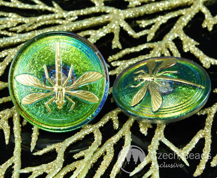 ✔ What's Hot Today: Handmade Czech Glass Buttons Large Gold Dragonfly Green Yellow Vitrail Size 14, 31.5mm 1pc https://czechbeadsexclusive.com/product/handmade-czech-glass-buttons-large-gold-dragonfly-green-yellow-vitrail-size-14-31-5mm-1pc/?utm_source=PN&utm_medium=czechbeads&utm_campaign=SNAP #CzechBeadsExclusive #315Mm_Czech_Button, #315Mm_Glass_Button, #31Mm_Czech_Button, #31Mm_Glass_Button, #Button_315Mm, #Czech_Button_14, #Czech_Dragonfly_Button, #Czech_Glass_Button,