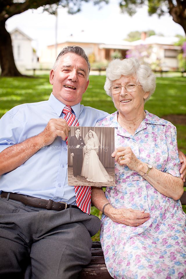 60th Wedding Anniversary Couples would get married at 17