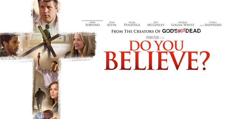 Do You Believe? tells the story of diverse lives that intersect on the streets of Chicago – rich lives, poor lives, and desperate lives. A dozen different souls—all moving in different directions, all longing for something more. As their lives unexpectedly intersect, they each discover the power in the Cross of Christ … even if they don't believe in it.
