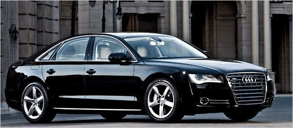 Speaking of Understatements - 2011 Audi A8 - Review - NYTimes.com