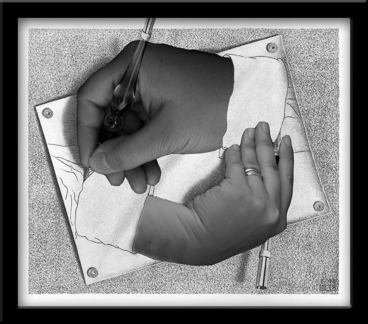 M. C. Escher.