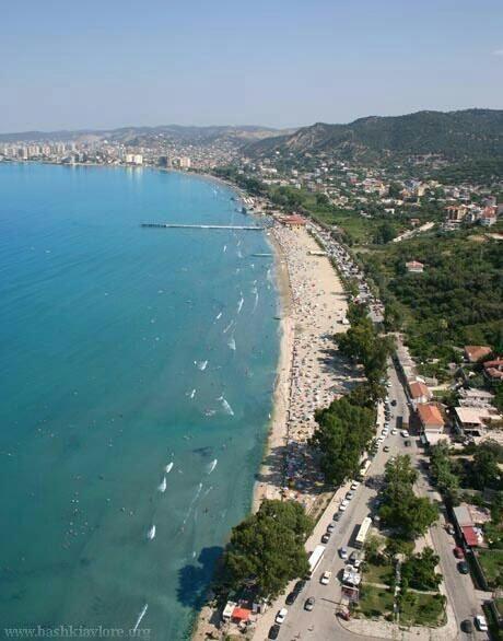 Vlorë, Albania