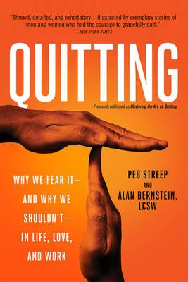 14 best scanner polymath renaissance personality images on buy quitting previously published as mastering the art of quitting book by peg streep fandeluxe Image collections