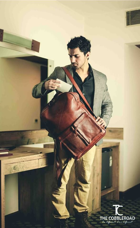 this old school bag is a reminiscence of the classic school backpack, mixed with old world heritage with added aesthetics from the here and now.