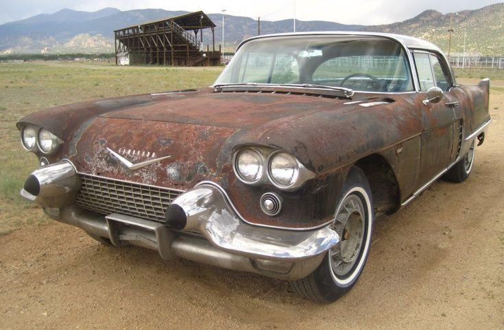 1957 Cadillac Eldorado Brougham Http Classicoldcars Net