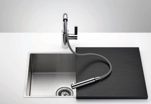 Dornbracht: Elio single-lever mixer with retractable tip