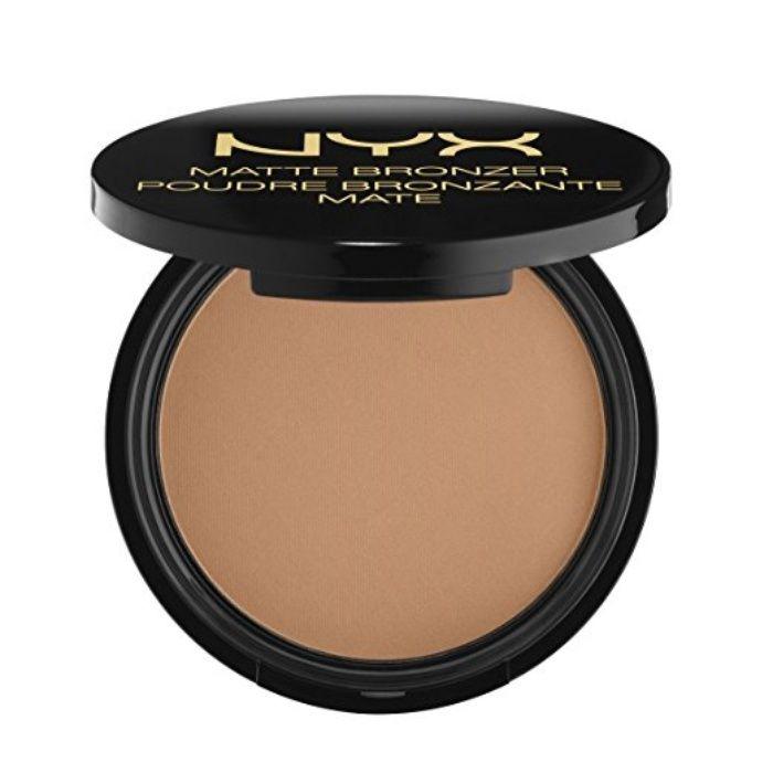 The Ten Best Drugstore Bronzers - #8 NYX Cosmetics Matte Bronzer Light #rankandstyle