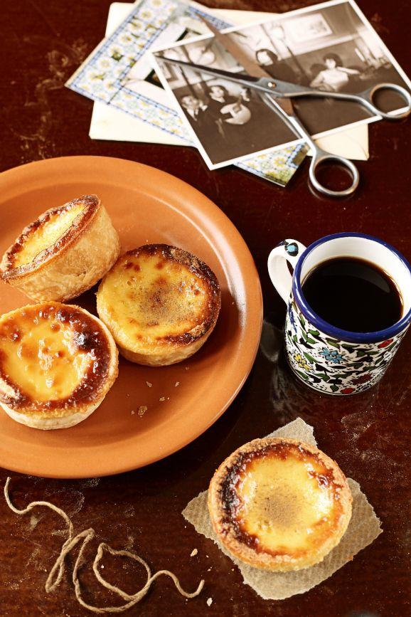Portuguese Cream Cakes
