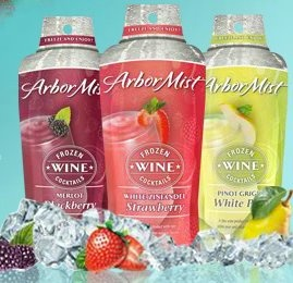 Our new Arbor Mist Frozen Wine Cocktails (and our wines!) are the perfect accessory for any get-together! Where are you taking your Arbor Mist this season?