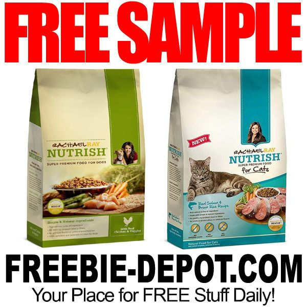 ►► FREE SAMPLE - Rachel Ray Nutrish Pet Food - FREE Cat Food Sample - FREE Dog Food Sample ►► #Free, #FREESample, #FREEStuff, #Freebie, #Frugal, #RachelRay ►►
