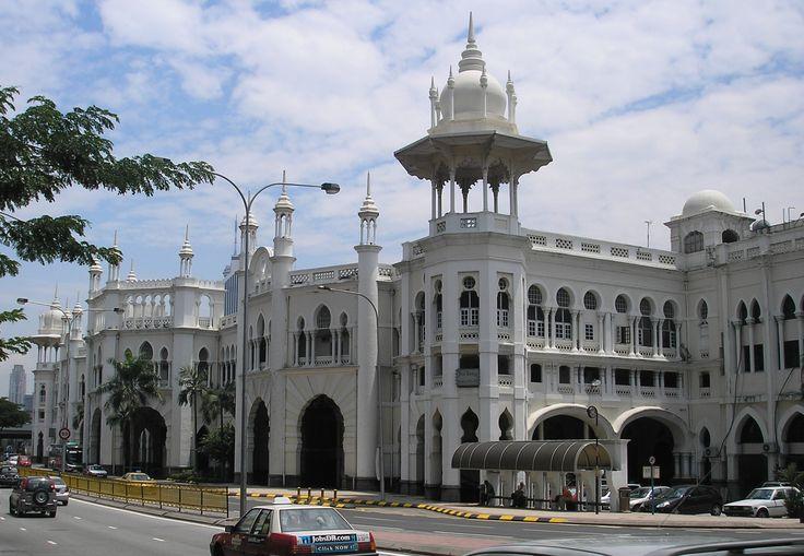 La gare de Kuala Lumpur Malaisie ©Flickr/Two hundred percent