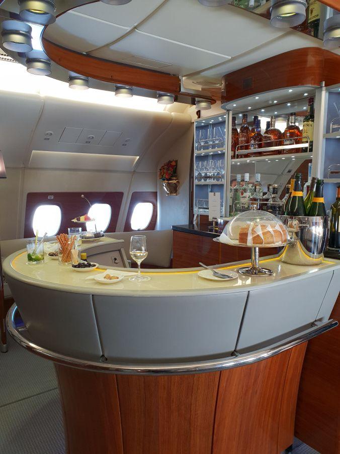 Flight Report Emirates Airbus A380 Vs Emirates Boeing 777