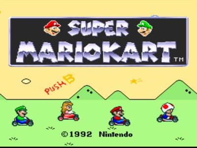 Super MarioKart