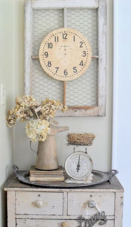 Love farmhouse style decor