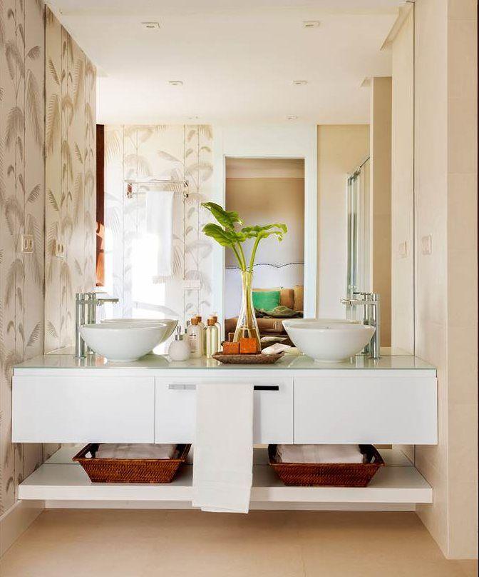 17 mejores ideas sobre lavamanos con mueble en pinterest - Lavamanos con mueble ...