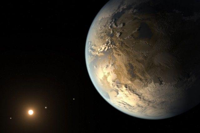 Earth-sized planet in Habitable zone