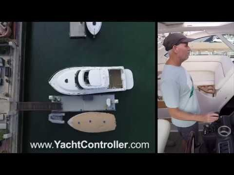 """Yacht Controller Sport - For center console boats and the small yacht enthusiast 