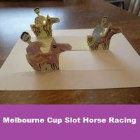 Melbourne Cup Day Arts & Crafts