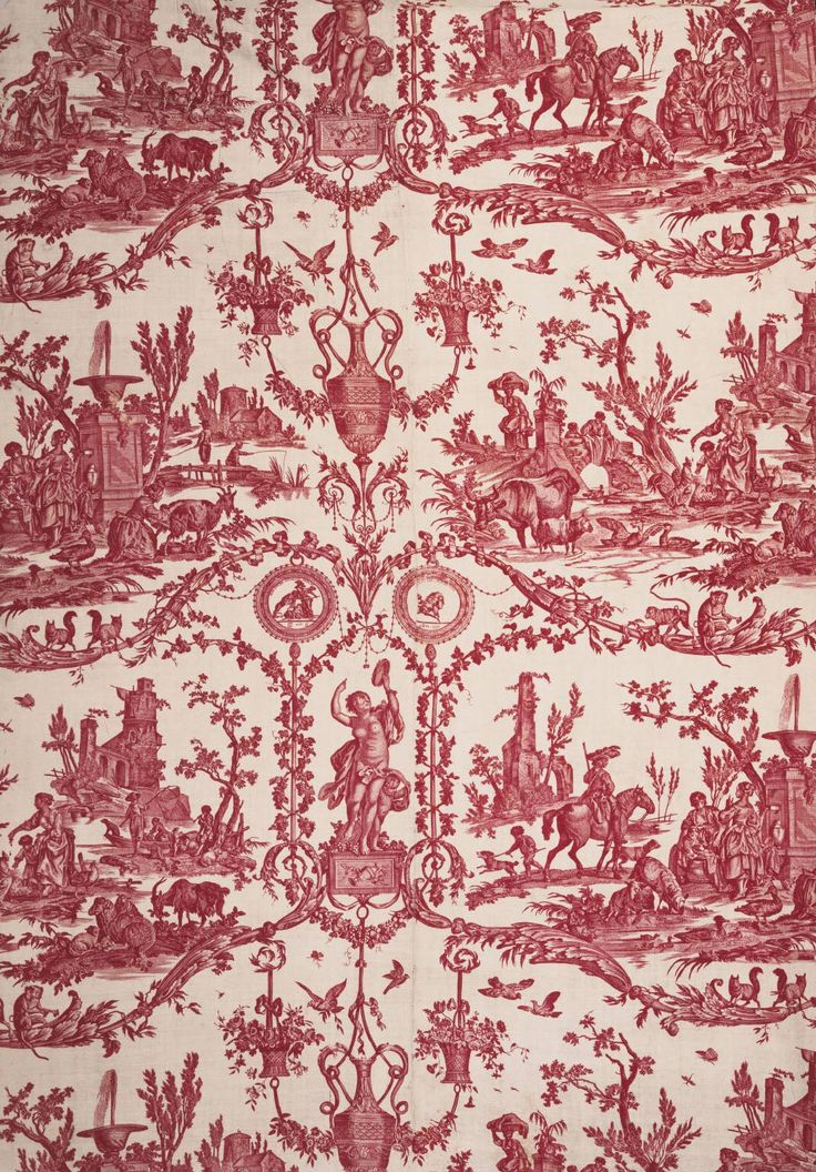 726 best images about 1700-1799 fabrics & textiles on ...