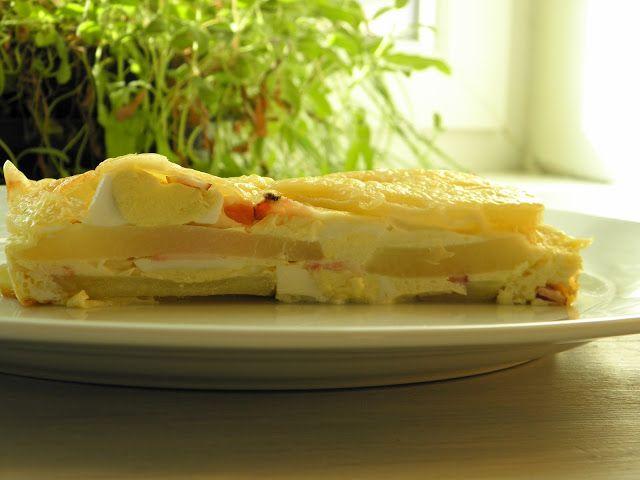 kedlubna se sýrem francouzská kedlubna bez lepku Paleo